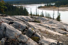 Mountain Rock Royalty Free Stock Image