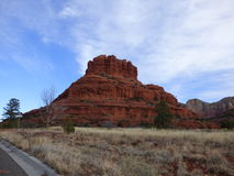 Mountain rock in Sedona Royalty Free Stock Images