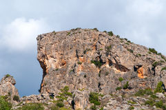 Mountain rock Royalty Free Stock Photography