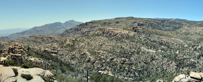 Mountain Rocks stock images