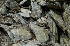 Mountain rocks Stock Photo