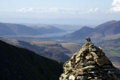 Mountain rocks Royalty Free Stock Image