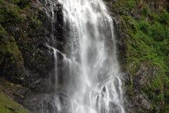 Mountain run-off in the spring Royalty Free Stock Photos