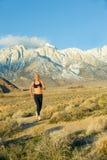 Mountain Runner Stock Photos