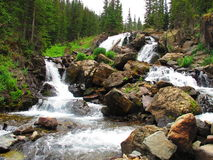Mountain Runoff Royalty Free Stock Images