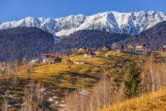 Mountain rural scenery Stock Image