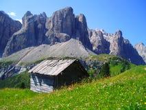 Free Mountain S Cottage Stock Image - 6639571