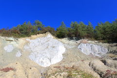 Mountain of salt Parajd Stock Photos