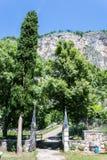 Mountain sancturay Stock Photo