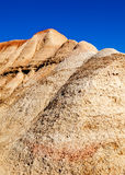 Mountain of sand Stock Image