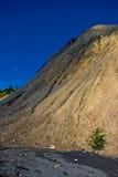 Mountain of sand Stock Photos