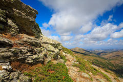 Mountain Sardinia summer Royalty Free Stock Images