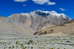 Mountain scence. This is a photo of landscape mountain in India Royalty Free Stock Images