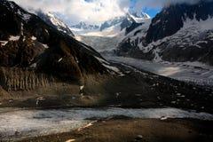Mountain scene Royalty Free Stock Photo