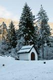 Mountain Scene, Austria Royalty Free Stock Photos
