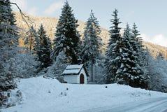 Mountain Scene, Austria Royalty Free Stock Image