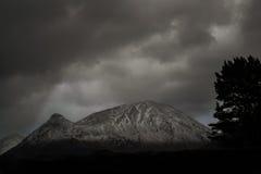 Mountain Scene Stock Photography