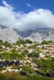Mountain scene, Croatia Stock Photos