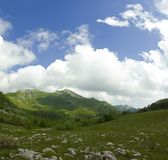 Mountain scene, Velebit, Croatia Stock Photos