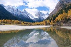 Mountain scenery Royalty Free Stock Photo