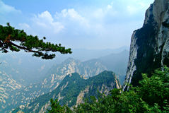 Mountain scenery Stock Images