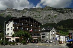 Flims, Alp Nagens, Graubunden, Switzerland royalty free stock image