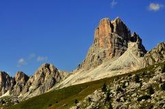 Mountain scenery Royalty Free Stock Photos