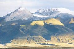 Mountain scenery Stock Image