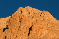 Mountain scenery of mountains in the Turkish Stock Images