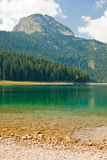 Mountain scenery, National park Durmitor Royalty Free Stock Photo