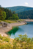 Mountain scenery, National park Durmitor Royalty Free Stock Photo