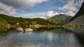 Mountain Scenery -  National Park Stock Images