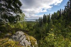 Mountain scenery Royalty Free Stock Image