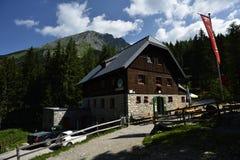 Rohrauer Haus, Ennstaler Alpen, Oberosterreich, Austria stock image
