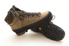 Mountain shoe Stock Photo