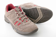 Mountain shoes Stock Photo