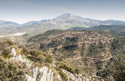 Mountain of Ronda Stock Photos