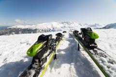 Mountain and Ski Stock Photography
