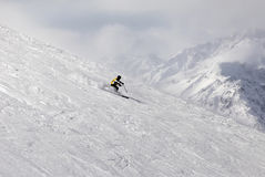 Mountain-skier Stock Photos
