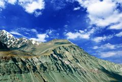 Mountain slope Royalty Free Stock Images