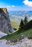 Mountain slope Royalty Free Stock Photos