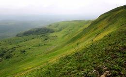 Mountain slope Stock Photo