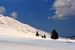 Mountain Slopes Stock Image