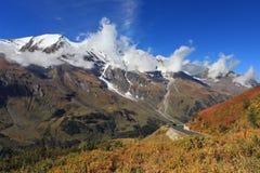 The mountain slopes Stock Image