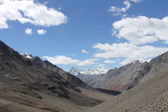 Mountain slopes Stock Photo
