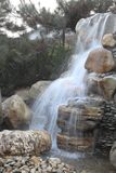 Mountain small streams Stock Photography