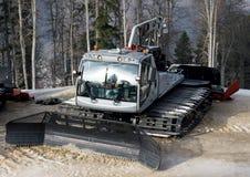 A mountain snow leveler Royalty Free Stock Photos