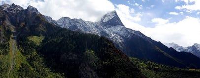Mountain songdongbare Royalty Free Stock Image