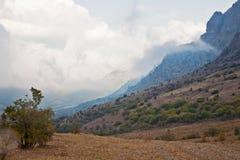 Mountain Southern Demerdzhi. Stock Images