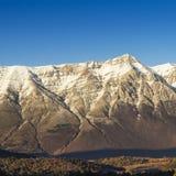 Mountain square Stock Photo